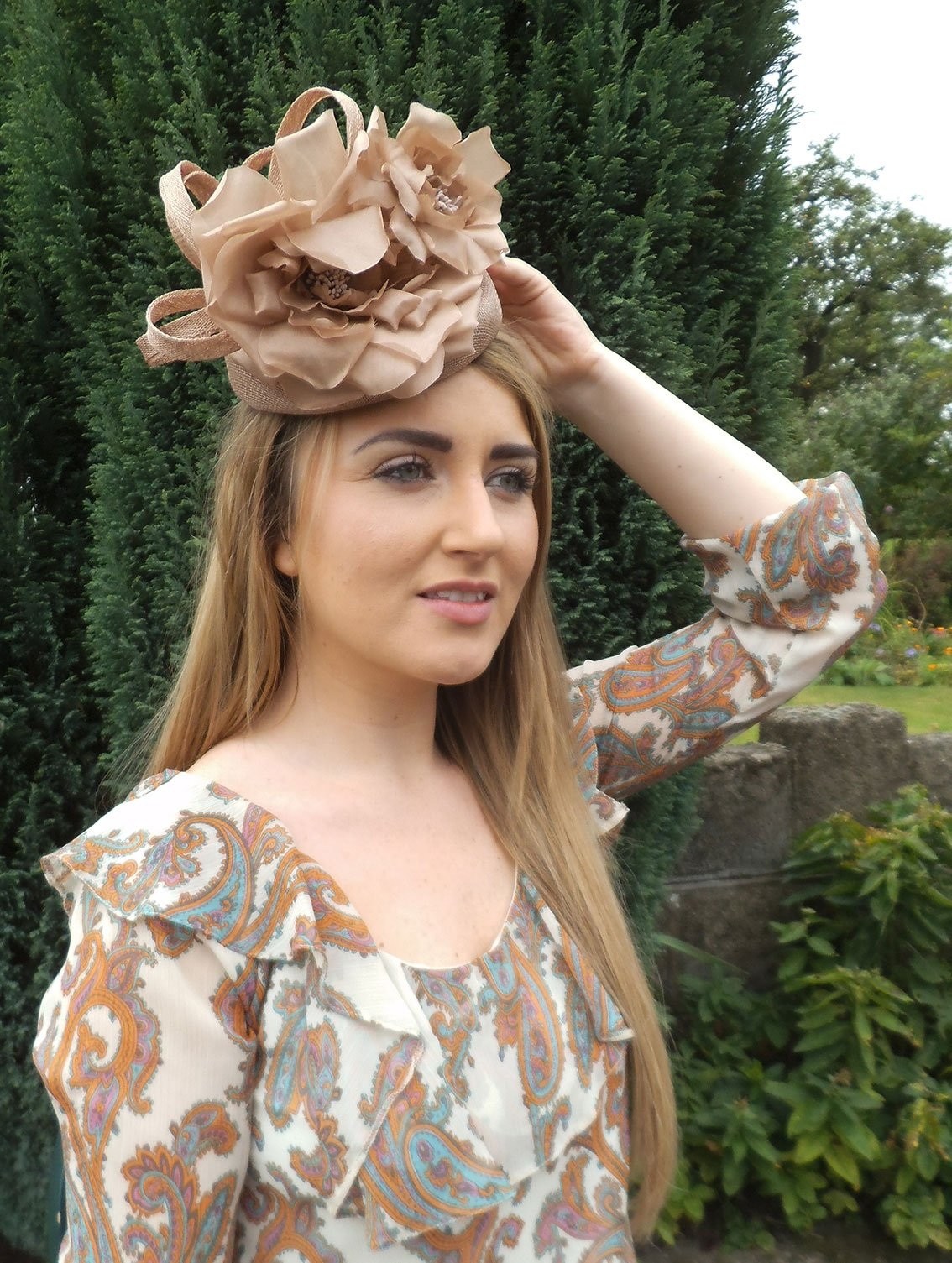 Ladies designer Hats Cheshire