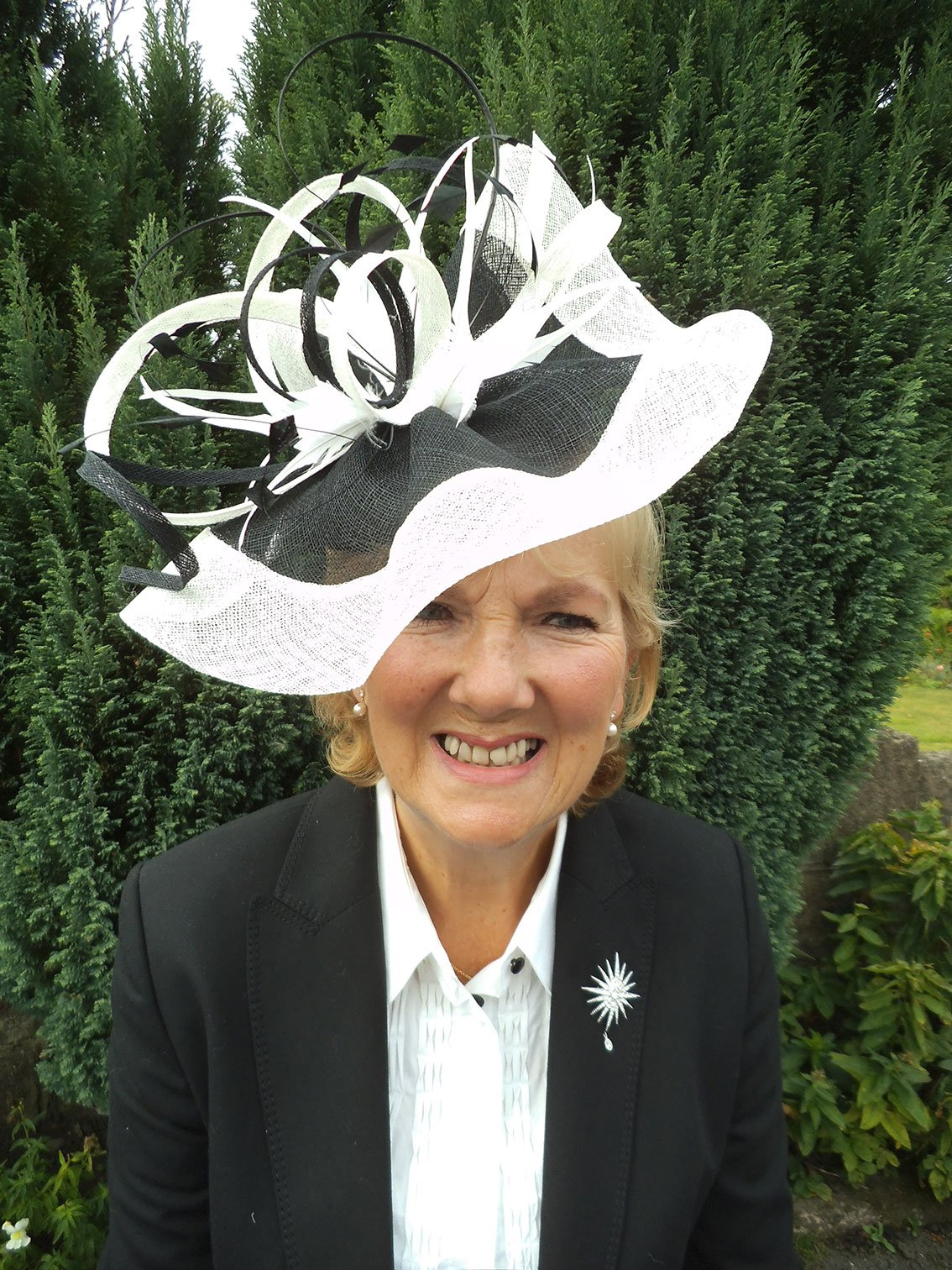 Customer Fascinators